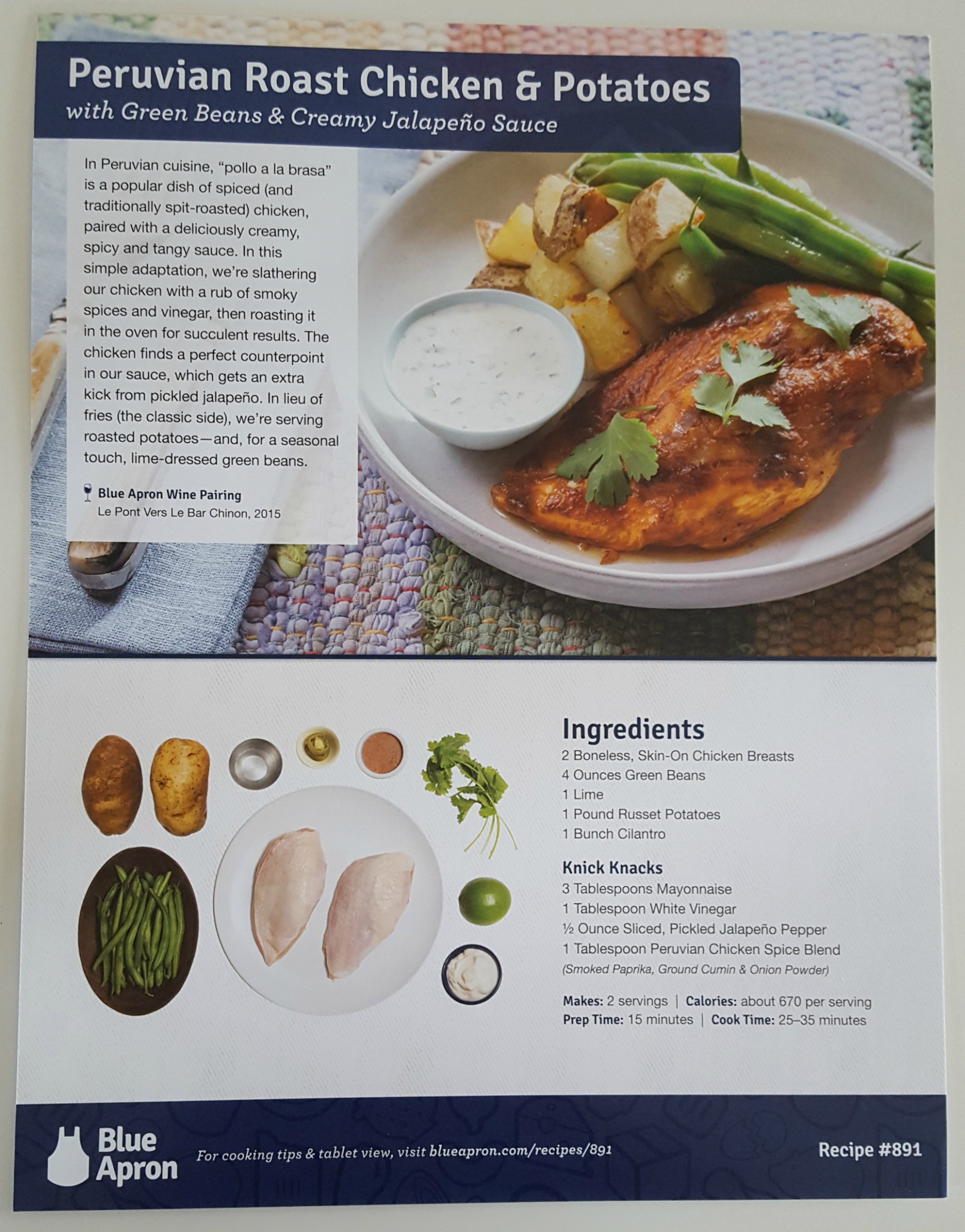 I Tried Blue Apron Food and Recipes: Here's What I Thought ..