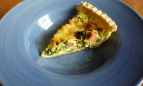 I've Never Made A Quiche Before – Recipes Kale And Chicken