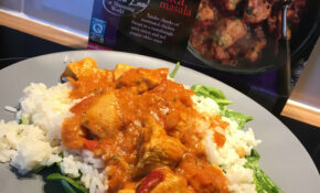 Iceland's Slimming World Chicken Tikka Masala Review ..