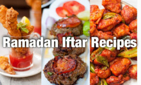 Iftar Recipes For Ramadan | Step By Step | Recipe13