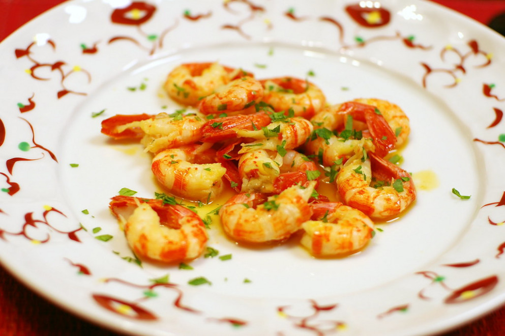 IMGP2325 - recipes with shrimp for dinner