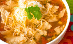 In A Hurry Easy Mexican Chicken Soup – Recipes Mexican Chicken
