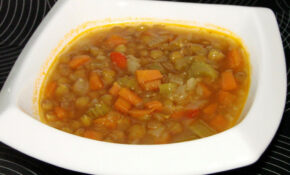 Ina Gardens Lentil Vegetable Soup – Recipes Lentil Soup Vegetarian