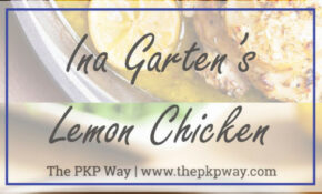 Ina Garten's Lemon Chicken | Recipe | Recipes On The PKP ..