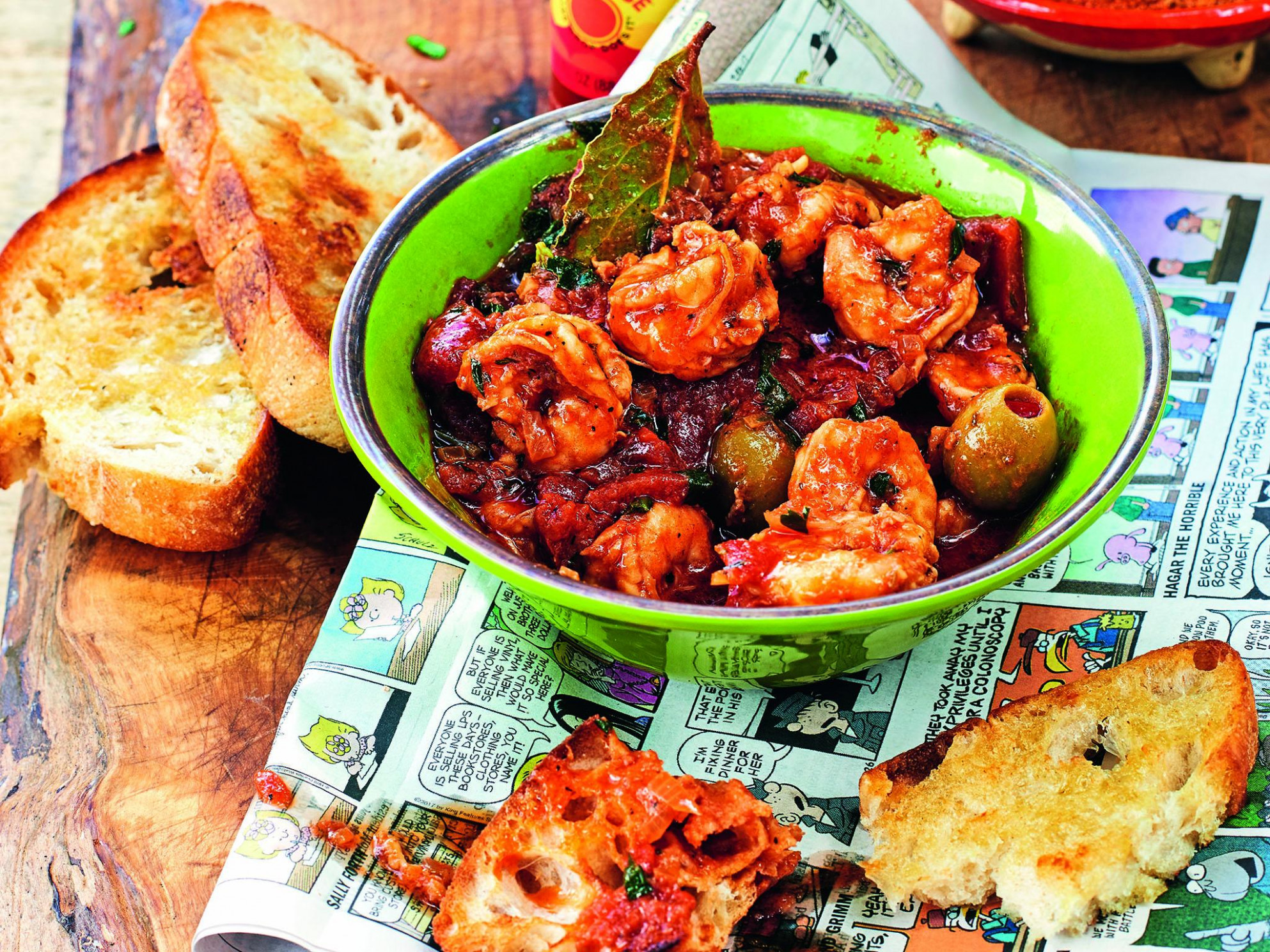 Independence Day 12 Recipes: James Martin's Creole Style ..