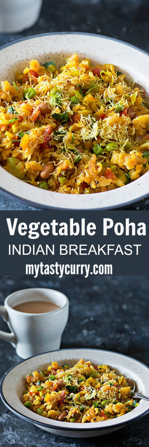 indian breakfast Archives - My Tasty Curry - healthy indian recipes