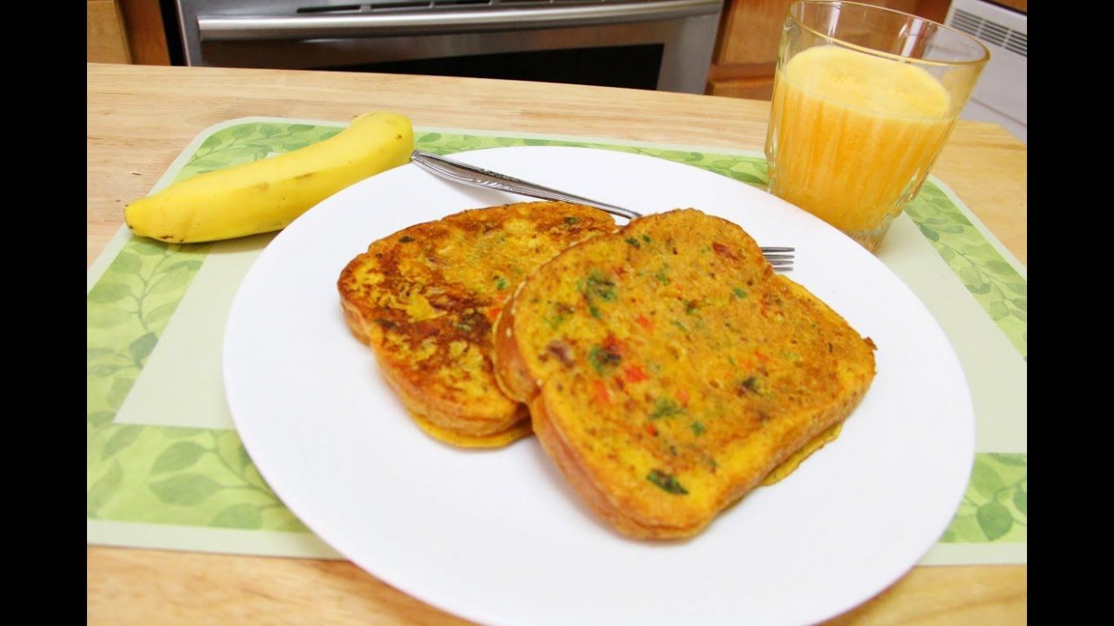 Indian Breakfast Recipes, Vegetarian Snacks Recipe Of North ..