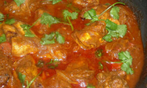 Indian Chicken Curry II Recipe — Dishmaps