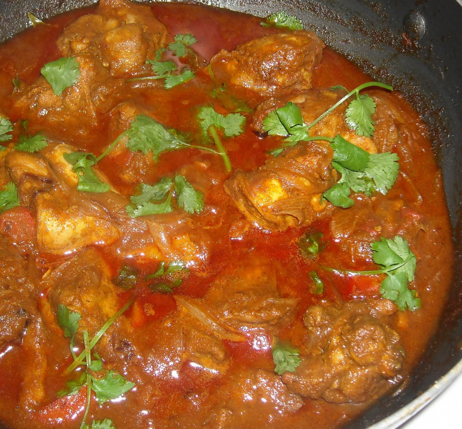 Indian Chicken Curry II Recipe — Dishmaps - recipes indian chicken