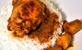 Indian Chicken Curry In A Hurry