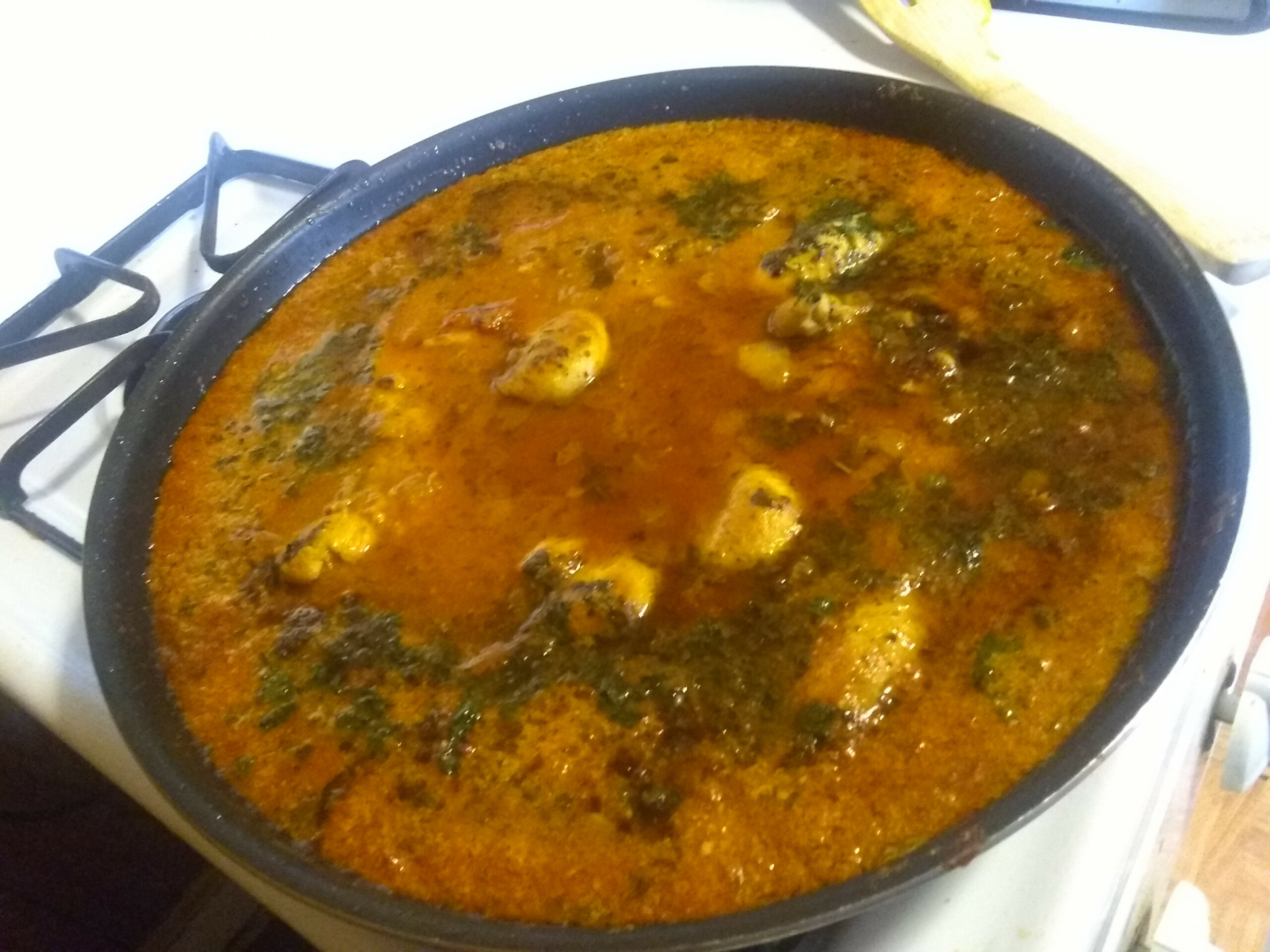 Indian Chicken Curry (Murgh Kari) - recipes indian chicken