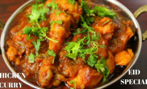 Indian Chicken Curry Recipe, Dhaba Style – Yummy Indian Kitchen – Indian Curry Recipes Chicken