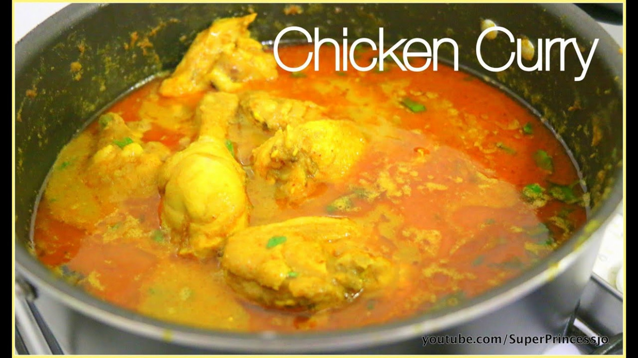 Indian Chicken Curry Recipe | Spicy Indian Delicacy - youtube indian recipes chicken