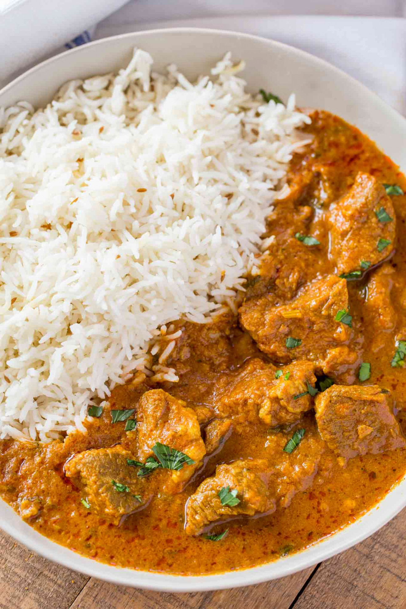 Indian Lamb Curry - Indian Food Recipes