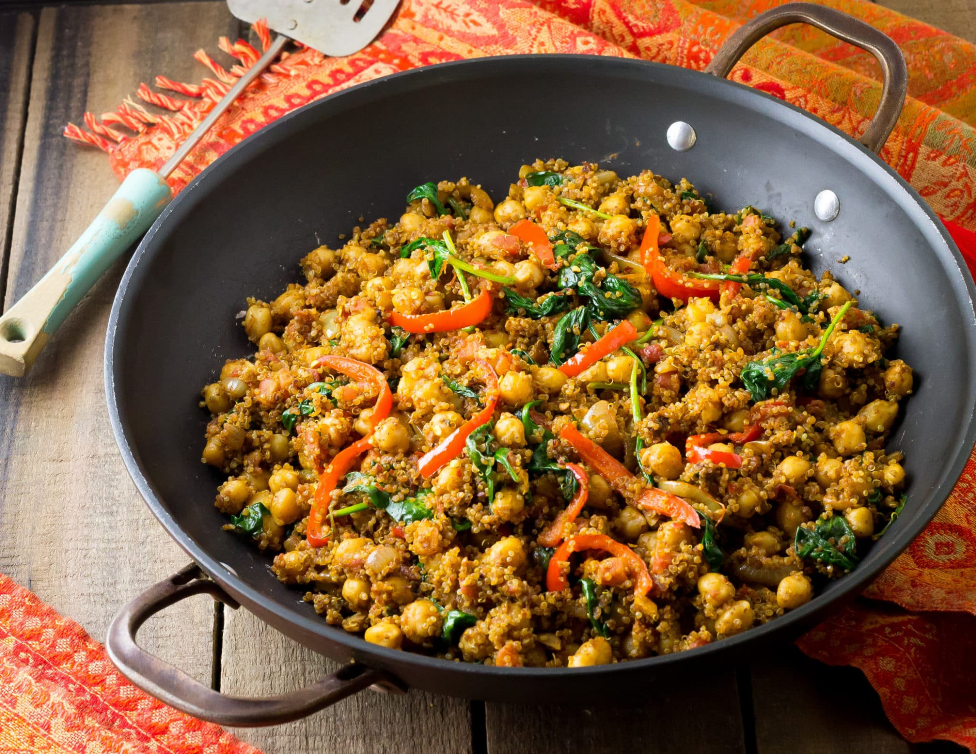 Indian_quinoa-2 - food recipes quinoa