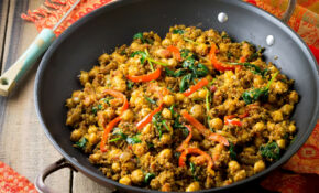 Indian Quinoa And Chickpea Stir Fry | Eat Healthy Eat Happy – Recipes Healthy Indian Food