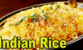"""Indian Rice"" 