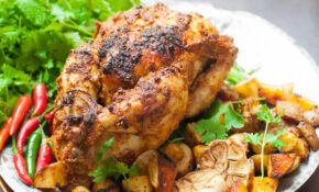 Indian Style Chicken Roast