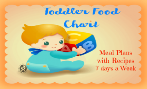 Indian Toddler Food Chart 14