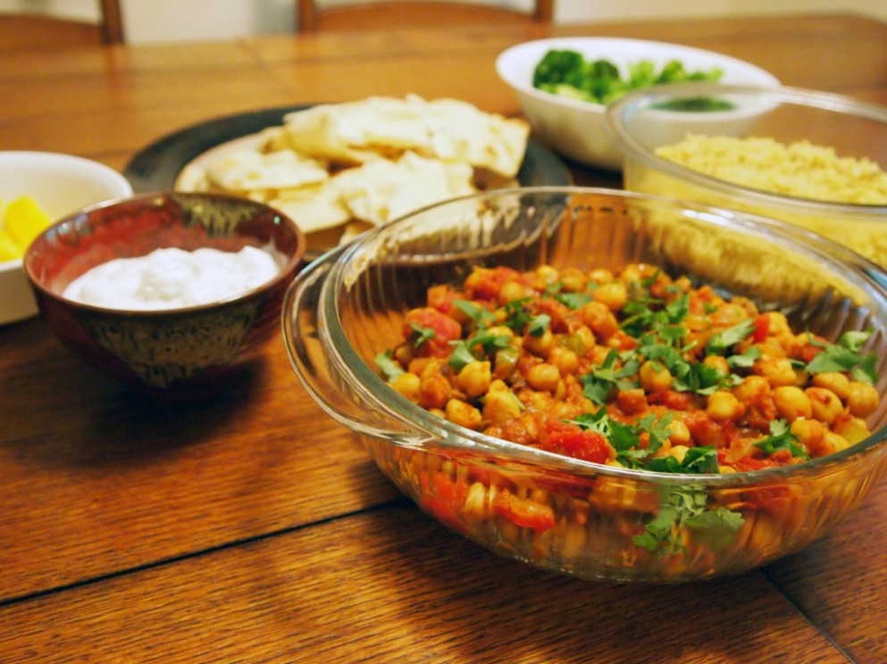 Indian veg recipes for dinner party - Bali Indian ..