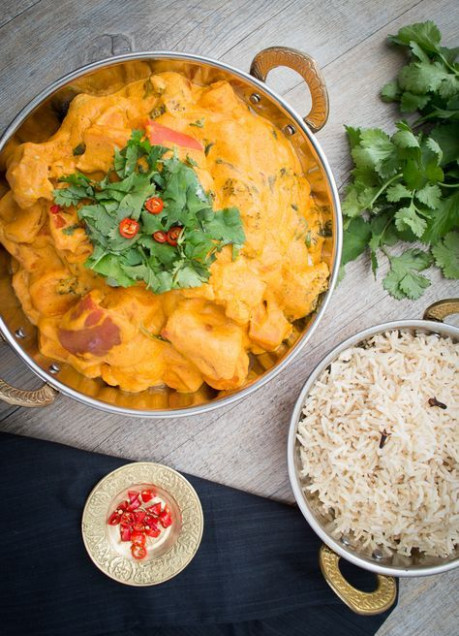 Indian Vegetable Curry This family friendly, mild curry ..