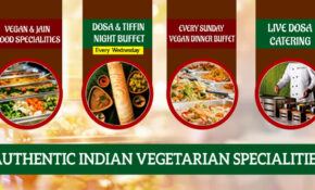 Indian Vegetarian Restaurant In Richardson | Vegan Food In ..