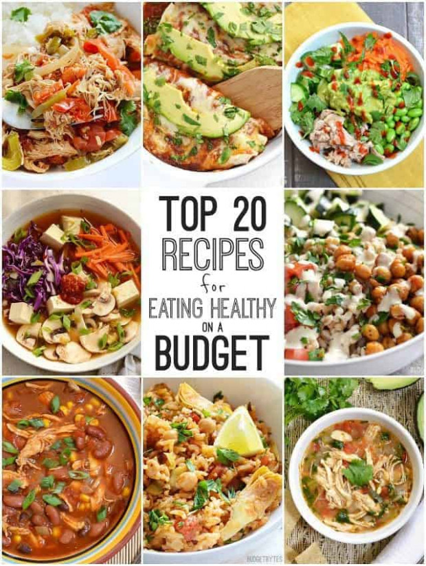 Inexpensive Healthy Recipes | Besto Blog - dinner recipes on a budget