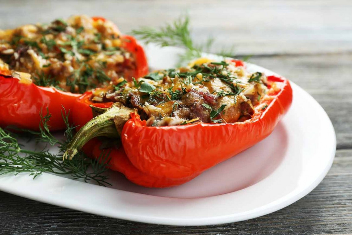 Ingredient Based Recipes You Have To Try - Capsicum (Bell ..