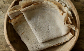 Injera (Ethiopian Flatbread) – Ethiopian Food Recipes