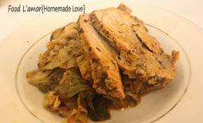 Inside Out Egyptian Cabbage Roll And Pork Roast – Food ..