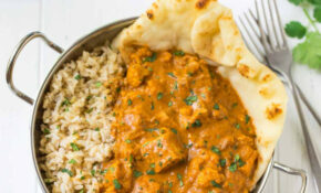 Instant Pot Butter Chicken – Healthy Recipes Instant Pot