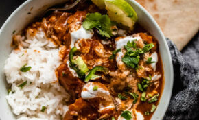 Instant Pot Butter Chicken + VIDEO Recipe | Platings + Pairings – Chicken Recipes Video
