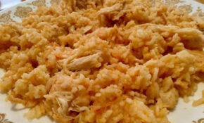 Instant Pot Chicken And Mexican Rice Recipe   Just A Pinch ..