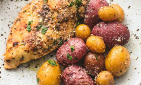 Instant Pot Chicken And Potatoes – Instant Pot Recipes Easy Healthy