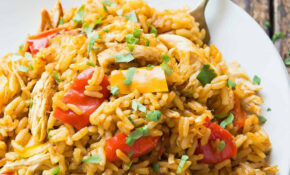 Instant Pot Chicken And Rice – Leelalicious – Instant Pot Recipes Chicken And Rice
