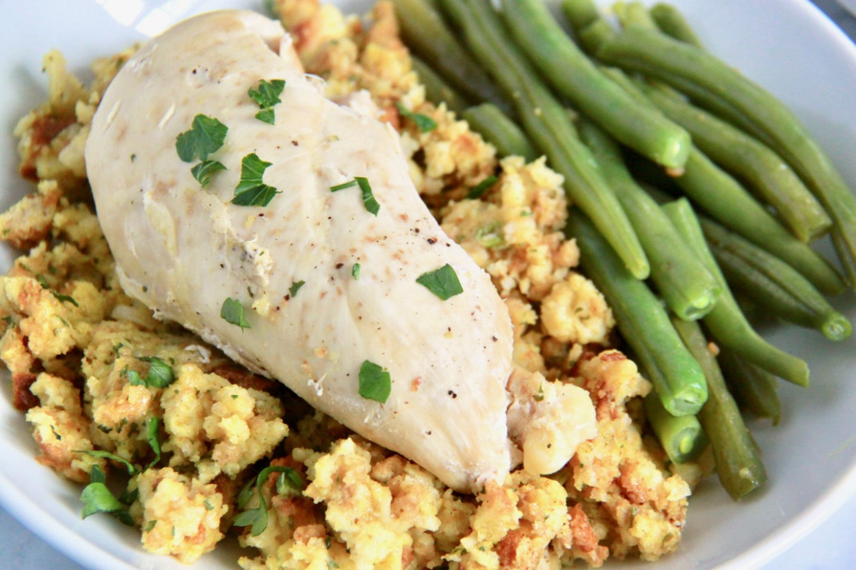 Instant Pot Chicken And Stuffing - Recipes Instant Pot Chicken Breast