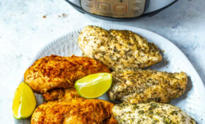 Instant Pot Chicken Breast (12 Ways!) – Healthy Instant Pot Recipes Chicken