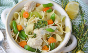 Instant Pot Chicken Noodle Soup – Chicken Noodle Soup Recipes