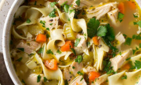 Instant Pot Chicken Noodle Soup | Cooking Classy | Food In ..
