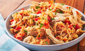 Instant Pot Chicken & Rice – Recipes With Chicken And Rice