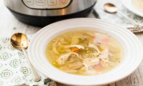 Instant Pot Chicken Soup – Instant Pot Recipes Chicken Soup