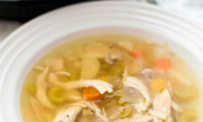 Instant Pot Chicken Soup – Power Pressure Cooker Xl Chicken Recipes