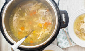 Instant Pot Chicken Soup – Pressure Cooker Xl Chicken Breast Recipes