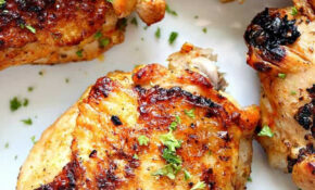 Instant Pot Chicken Thighs Recipe – Crunchy Creamy Sweet – Recipes Easy Chicken Thighs