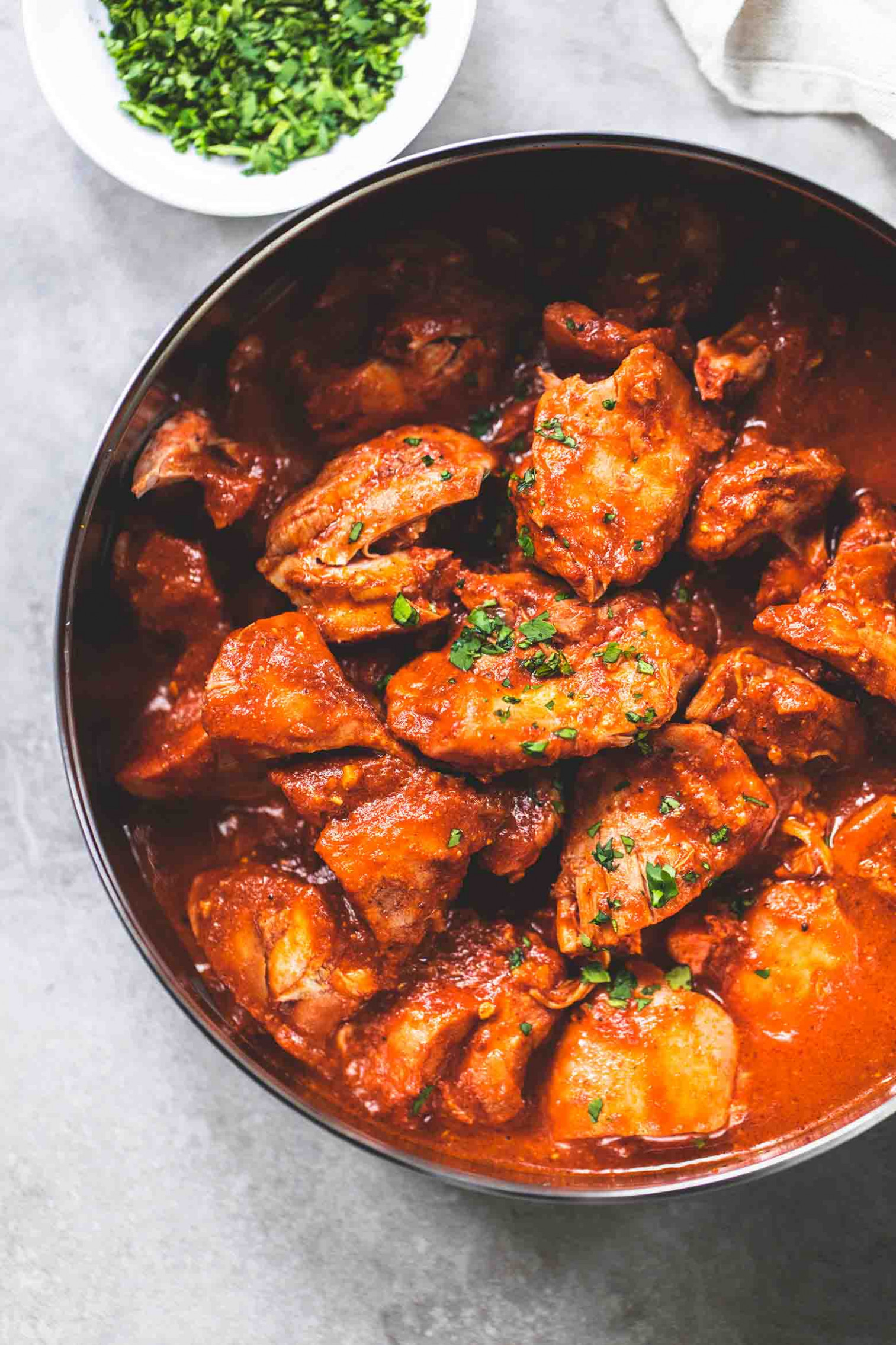 Instant Pot Chicken Tikka Masala - instant pot recipes chicken thighs