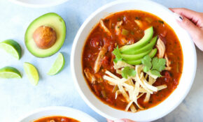 Instant Pot Chicken Tortilla Soup – Easy Instant Pot Recipes Chicken