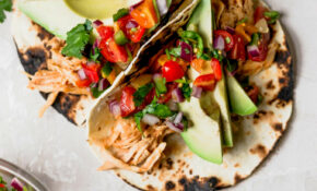 Instant Pot Chipotle Honey Chicken Tacos – Taco Recipes Chicken