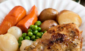 Instant Pot Country Chicken – A Family Feast – Recipes Using Cooked Chicken