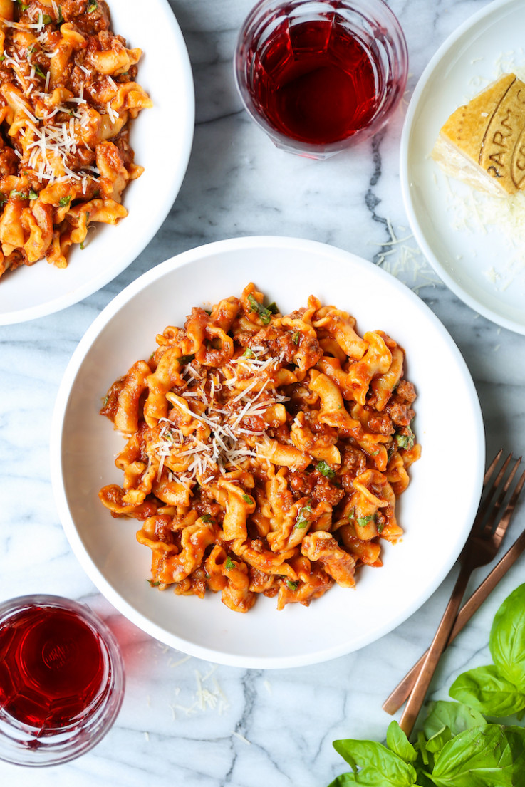 Instant Pot Ground Beef And Pasta - Recipes Minced Meat Healthy
