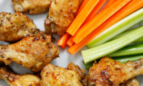 Instant Pot Honey Mustard Wings – Recipes Grilled Chicken Wings